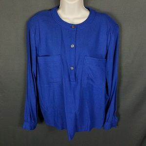 4 for $10- VTG blouse size 10 Neiman Marcus
